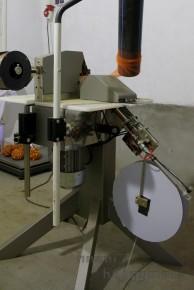 Csomagoló – pneumatikus rendszer